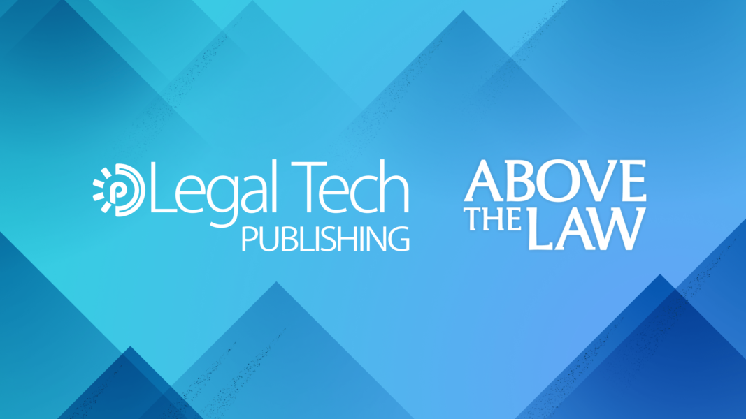 Above the Law & Legal Tech Publishing Buyers Guide